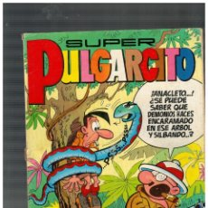 Tebeos: SUPER PULGARCITO Nº 27. Lote 152350090
