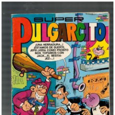 Tebeos: SUPER PULGARCITO Nº 38. Lote 152355702