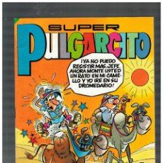Tebeos: SUPER PULGARCITO Nº 144. EXCELENTE.. Lote 152356598
