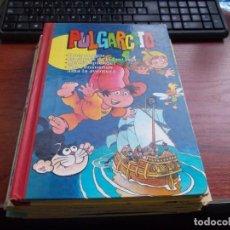 Tebeos: PULGARCITO TOMO 1 BRUGUERA 1ª ED. 1.3.1982. ESQUINAS MACHACADAS, EL RESTO PASABLE. Lote 152467838