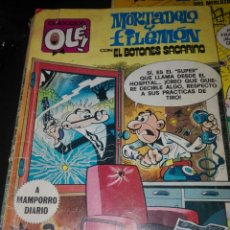 Tebeos: COLECCION OLE MORTADELO Y FILEMON. Lote 152472857