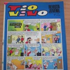 Tebeos: TIO VIVO - NUM. 594 - CONTIENE MORTADELOS - AÑO 1972. Lote 152522738