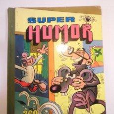 Tebeos: SUPER HUMOR VOLUMEN XII - PRIMERA EDICION - 1978. Lote 152568378
