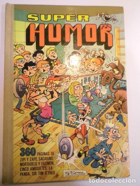 SUPER HUMOR VOLUMEN XXVIII - PRIMERA EDICION - 1979 (Tebeos y Comics - Bruguera - Super Humor)