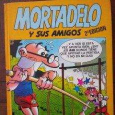 Tebeos: LIBRO MORTADELO Y SUS AMIGOS.. Lote 152634368