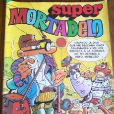 Tebeos: SUPER MORTADELO. AÑO 1981. ANUNCIO PARKER. Lote 152647674