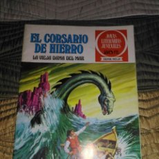 Tebeos: EL CORSARIO DE HIERRO Nº 2 SERIE ROJA. Lote 152647718
