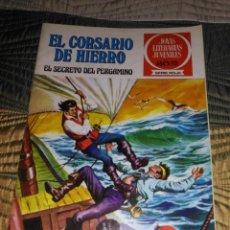 Tebeos: EL CORSARIO DE HIERRO Nº8 SERIE ROJA. Lote 152647922