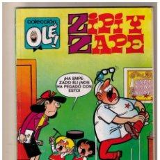 Tebeos: ZIPI Y ZAPE Nº 61 - COLECCION OLE. Lote 152825134