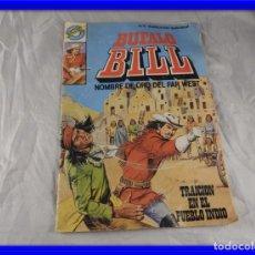 Tebeos: BUFALO BILL COMIC BRUGUERA NUMERO 2. Lote 152856458