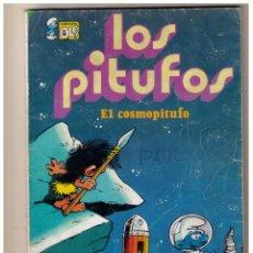 Tebeos: LOS PITUFOS - EL COSMOPITUFO - COLECCION OLE Nº 7. Lote 152871486