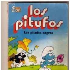 Tebeos: LOS PITUFOS - LOS PITUFOS NEGROS - COLECCION OLE Nº 2. Lote 152872054