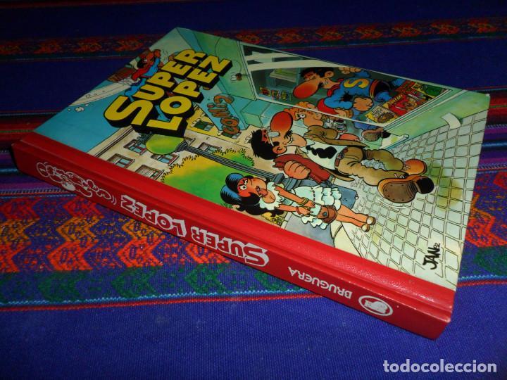 MUY RARO, SUPER HUMOR Nº 1 SUPERLOPEZ SUPER LOPEZ. JAN. BRUGUERA 1ª PRIMERA ED. SEPTIEMBRE 1982. BE. (Tebeos y Comics - Bruguera - Super Humor)