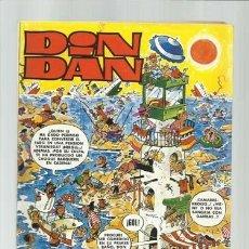 Giornalini: DIN DAN, EXTRA DE VERANO, 1971, BRUGUERA, MUY BUEN ESTADO. Lote 152890406