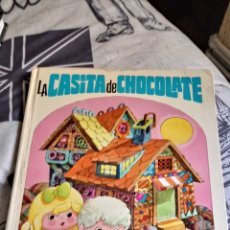 Tebeos: JAN SUPER LÓPEZ SUPERLOPEZ LA CASITA DE CHOCOLATE BRUGUERA 1973. Lote 152916294
