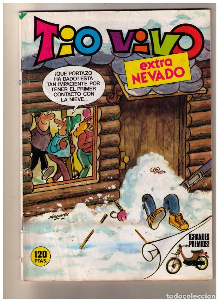 TIO VIVO EXTRA 47 - NEVADO (Tebeos y Comics - Bruguera - Tio Vivo)