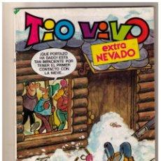 Tebeos: TIO VIVO EXTRA 47 - NEVADO. Lote 152921694