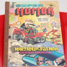 Tebeos: SUPER HUMOR MORTADELO Y FILEMON. Lote 153031294