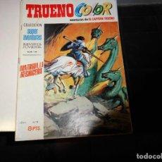 Tebeos: TRUENO COLOR Nº 12 BRUGUERA. Lote 153181682