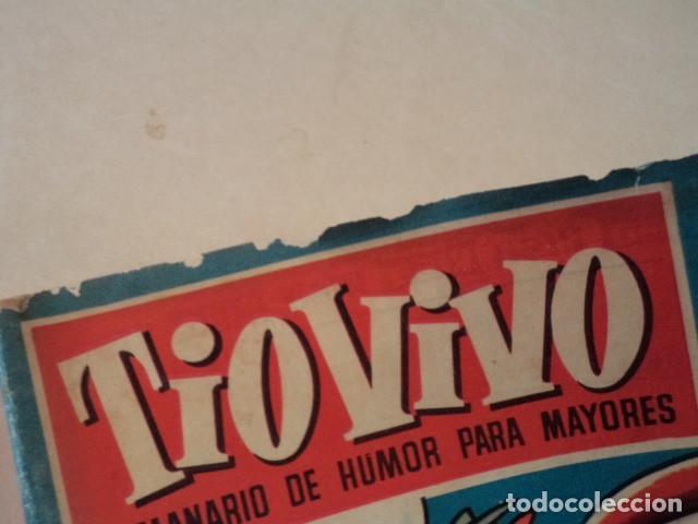 Tebeos: TÍO VIVO - DEL 1 AL 16 - BUEN ESTADO - Foto 6 - 153237110