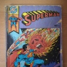 Tebeos: SUPERMAN POCKET DE ASES-BRUGUERA. Lote 153265504