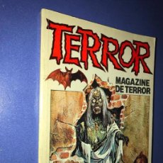 Tebeos: MAGAZINE DE TERROR 12 -13-17 EN UN SOLO VOLUMEN. Lote 153380190