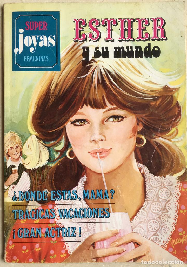 SUPERJOYAS FEMENINAS Nº 9. ESTHER Y SU MUNDO (Tebeos y Comics - Bruguera - Esther)