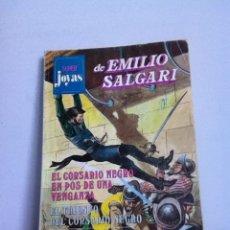 Tebeos: SUPER JOYAS DE EMILIO SALGARI. N 11. 1978. Lote 153456389