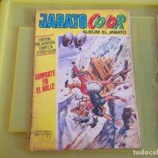 Tebeos: ALBUM JABATO COLOR Nº 25. PRIMERA EPOCA 35 PTAS. 1971. BRUGUERA. Lote 153539410