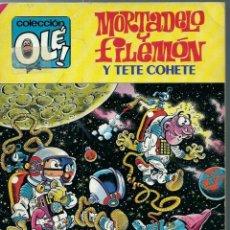 Tebeos: OLE Nº 304 MORTADELO Y FILEMON - EL CACAO ESPACIAL - BRUGUERA 1985, 1ª EDICION, ULTIMOS NUMEROS. Lote 153594330