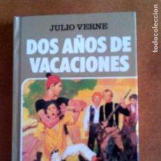 Tebeos: LIBRO DE HISTORIAS SELECION ,DOS AÑOS DE VACACIONES AÑO 1982 ILUSTRADO ,255 PAGINAS. Lote 153673302