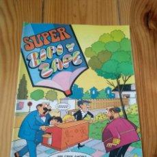 Tebeos: SUPER ZIPI Y ZAPE Nº 94 - CONTIENE POSTER D25. Lote 153802254