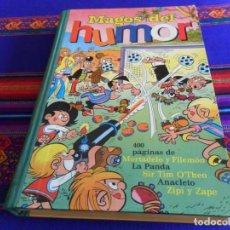 Tebeos: MAGOS DEL HUMOR Nº XIV 14. BRUGUERA 1973. LA PANDA SIR TIM O'THEO ANACLETO ZIPI Y ZAPE MORTADELO.. Lote 153813850