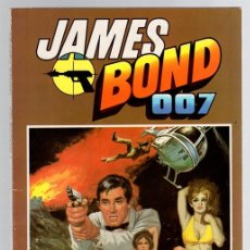 Tebeos: JAMES BOND 007 SELECCION. NUM. 1-2-3. BRUGUERA, 1984. Lote 153820762
