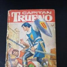 Tebeos: 1° EDICIÓN CAPITÁN TRUENO LIBRO 1964 EL HALCÓN DE MEISEMBURG. Lote 153954302