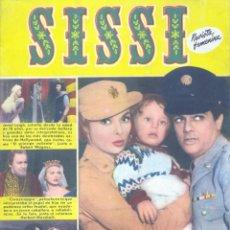 Tebeos: SISSI Nº84 (JANET LEIGH, JULITA MARTINEZ, CARRILLO, RICARDO ACEDO... Y DEMÁS SECCIONES). Lote 154026802