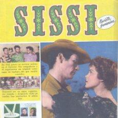 Tebeos: SISSI Nº108 (HOPE LANGE, DON MURRAY, IÑIGO, NADAL, ENRIQUE MONTSERRAT, ALBERTO CUEVAS, ANGEL PARDO... Lote 154029754