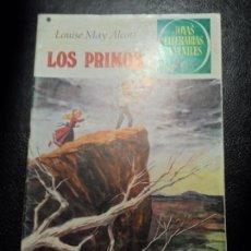 Tebeos: JOYAS LITERARIAS Nº 168 LOS PRIMOS EDITORIAL BRUGUERA . Lote 154032138