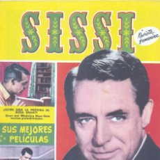 Tebeos: SISSI Nº112 (CARY GRANT, ARNAU, GONZÁLEZ CASQUEL, ENRIQUE MONTSERRAT, ALBERTO CUEVAS...). Lote 154196738