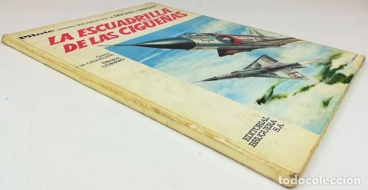 Tebeos: LA ESCUADRILLA DE LAS CIGÜEÑAS. J.M. CHARLIER. EDITORIAL BRUGUERA, S.A. BARCELONA 1968 - Foto 7 - 154241678
