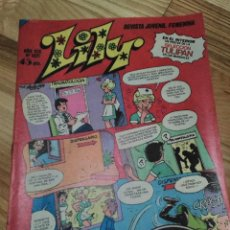 Tebeos: COMIC TEBEO BRUGUERA LILY N 1071 CON POSTER. Lote 154333710
