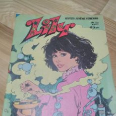 Tebeos: COMIC TEBEO BRUGUERA LILY N 1072 CON POSTER. Lote 154333762