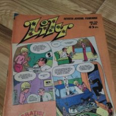 Tebeos: COMIC TEBEO BRUGUERA LILY N 1074 CON POSTER. Lote 154333822