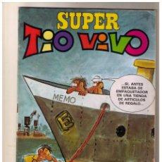Tebeos: SUPER TIO VIVO 2ª EPOCA Nº 107. Lote 154393186