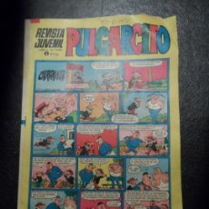 Tebeos: PULGARCITO Nº 2089 CON SHERIFF KING EDITORIAL BRUGUERA . Lote 154399010