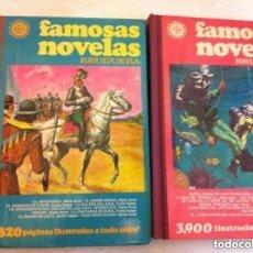 Tebeos: JOYAS LITERARIAS - FAMOSAS NOVELAS - LOTE DE 2. Lote 154424546