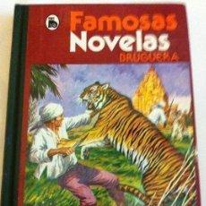 Tebeos: JOYAS LITERARIAS-FAMOSAS NOVELAS -LOTE DE 4 EJEMPLARES. Lote 154425318