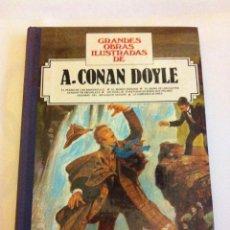 Tebeos: JOYAS LITERARIAS -GRANDES OBRAS ILUSTRADAS DE - A. CONAN DOYLE Nº. 11 - 1ª EDICIÓN - 1985. Lote 154425546