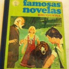 Tebeos: FAMOSAS NOVELAS -Nº. XI - 2ª EDICIÓN 1981 - DEFECTUOSO (FALTA ÚLTIMA PAG. -EL RAYO VERDE). Lote 154425882
