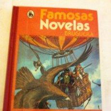 Tebeos: JOYAS LITERARIAS -FAMOSAS NOVELAS -Nº. V - AÑO 1982- 4ª EDICIÓN. Lote 154426490